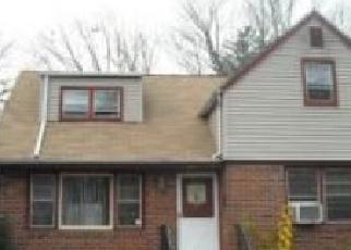 Foreclosure Home in Union county, NJ ID: F3582715