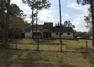Casa en ejecución hipotecaria in Loxahatchee, FL, 33470,  E DERBY DR ID: F3598474