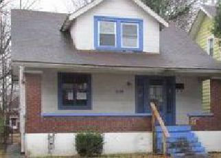 Casa en ejecución hipotecaria in Louisville, KY, 40210,  W HILL ST ID: F3605420