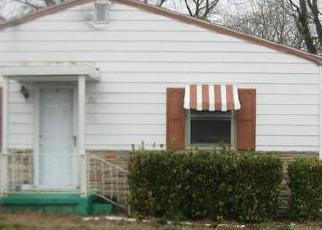Casa en ejecución hipotecaria in Dorchester Condado, MD ID: F3629293