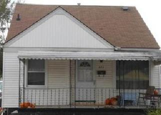 Casa en ejecución hipotecaria in Wayne Condado, MI ID: F3635624