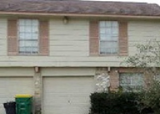 Casa en ejecución hipotecaria in Baytown, TX, 77521,  RIPPLE CREEK DR ID: F3639689