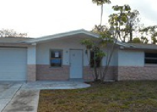 Foreclosure Home in New Port Richey, FL, 34652,  IRENE LOOP ID: F3666623