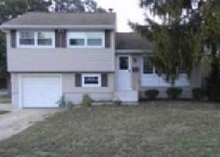 Casa en ejecución hipotecaria in Cumberland Condado, NJ ID: F3673346