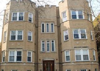 Foreclosure Home in Evanston, IL, 60202,  DOBSON ST ID: F3692269