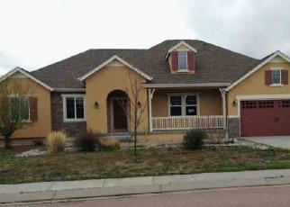 Casa en ejecución hipotecaria in Peyton, CO, 80831,  INDIAN ECHO TER ID: F3695459
