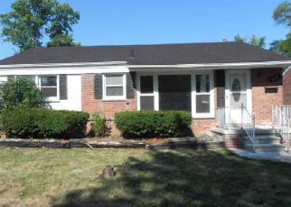 Casa en ejecución hipotecaria in Wayne Condado, MI ID: F3726540