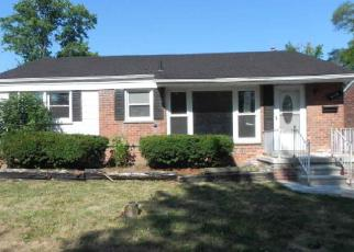 Foreclosure Home in Wayne county, MI ID: F3726540