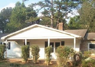 Casa en ejecución hipotecaria in Habersham Condado, GA ID: F3803747