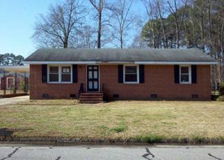 Casa en ejecución hipotecaria in Wilson, NC, 27893,  POE ST SW ID: F3835773