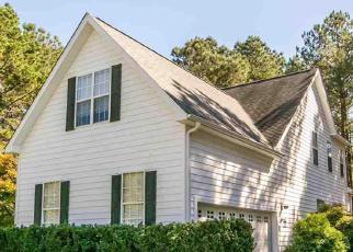 Casa en ejecución hipotecaria in Wake Condado, NC ID: F3847883