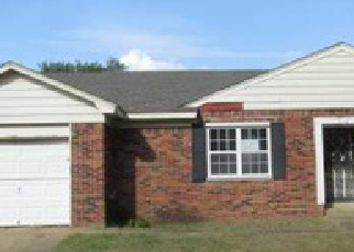 Foreclosure Home in Southaven, MS, 38671,  CHARTER OAK DR ID: F3856699