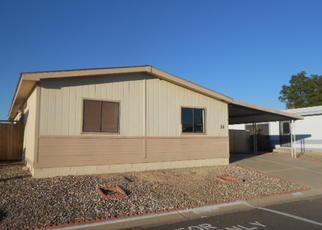 Casa en ejecución hipotecaria in Peoria, AZ, 85345,  N 103RD AVE LOT 31 ID: F3866026