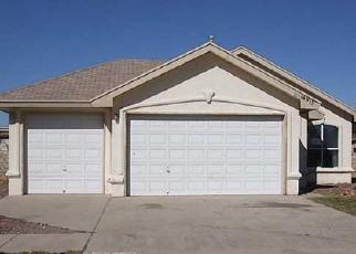Casa en ejecución hipotecaria in Horizon City, TX, 79928,  LAGO SECO DR ID: F3879582