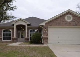 Casa en ejecución hipotecaria in Bell Condado, TX ID: F3898823