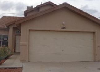 Casa en ejecución hipotecaria in El Paso Condado, TX ID: F3914600