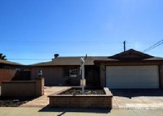 Casa en ejecución hipotecaria in San Diego Condado, CA ID: F3917240
