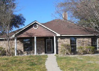 Foreclosure Home in Rowlett, TX, 75088,  KYLE RD ID: F3917481