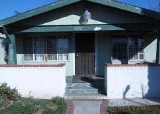 Casa en ejecución hipotecaria in Los Angeles, CA, 90044,  ESTRELLA AVE ID: F3920192
