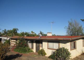 Foreclosure Home in Fallbrook, CA, 92028,  HAVENCREST DR ID: F3920752