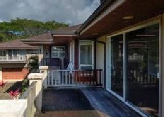 Casa en ejecución hipotecaria in Kapaa, HI, 96746, A KIPAPA RD ID: F3924788