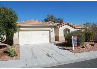Casa en ejecución hipotecaria in North Las Vegas, NV, 89031,  GOLDEN HARMONY ST ID: F3941183