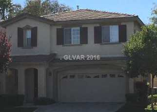 Foreclosure Home in Henderson, NV, 89074,  PALMAR SUR CT ID: F3942500