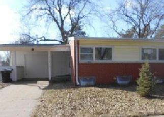 Casa en ejecución hipotecaria in Lancaster Condado, NE ID: F3943132