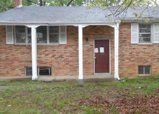 Foreclosure Home in Prince Georges county, MD ID: F3962797