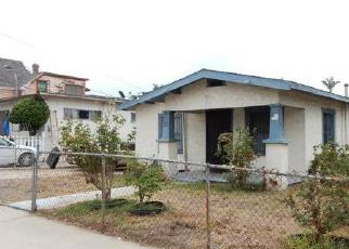 Casa en ejecución hipotecaria in National City, CA, 91950,  E 2ND ST ID: F3962929