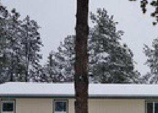 Casa en ejecución hipotecaria in Florissant, CO, 80816,  FOSSIL CREEK RD ID: F3963164