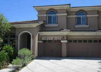 Casa en ejecución hipotecaria in Las Vegas, NV, 89178,  MOUNT LOMPOC CT ID: F3964088