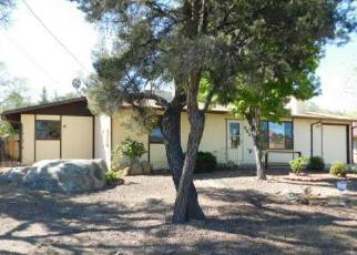 Casa en ejecución hipotecaria in Prescott, AZ, 86301,  DOUGLAS LN ID: F3970289