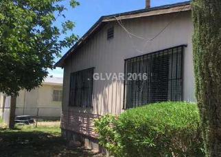 Foreclosure Home in North Las Vegas, NV, 89030,  ENGLESTAD ST ID: F3974154
