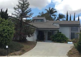 Foreclosure Home in Fallbrook, CA, 92028,  MALAGA WAY ID: F3975631