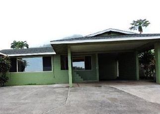Casa en ejecución hipotecaria in Wailuku, HI, 96793,  HANALEI PL ID: F3978192