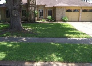 Foreclosure Home in La Porte, TX, 77571,  BROOKWOOD DR ID: F3985764