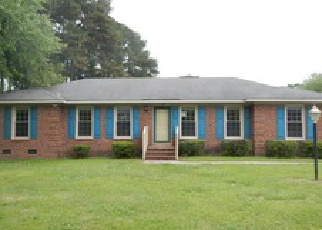Foreclosure Home in Kinston, NC, 28504,  OLD OAK RD ID: F3992495