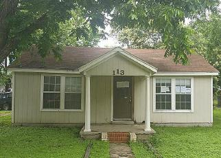 Foreclosure Home in Elgin, TX, 78621,  W ILA ST ID: F3993516