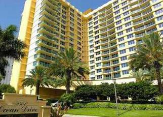 Foreclosure Home in Hollywood, FL, 33019,  S OCEAN DR ID: F3995684