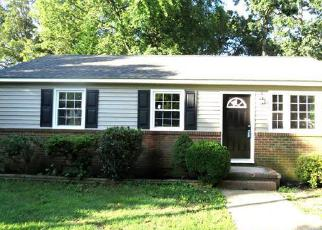 Foreclosure Home in Chesterfield county, VA ID: F3997395
