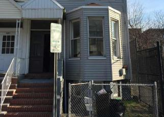 Casa en ejecución hipotecaria in Hudson Condado, NJ ID: F3997563