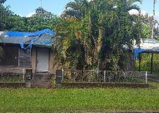 Casa en ejecución hipotecaria in Pahoa, HI, 96778, -2707 MAIKO ST ID: F4000259