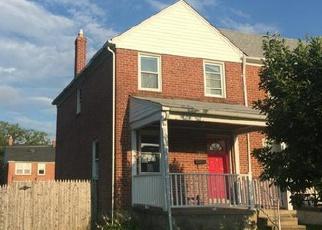 Casa en ejecución hipotecaria in Baltimore Condado, MD ID: F4002785