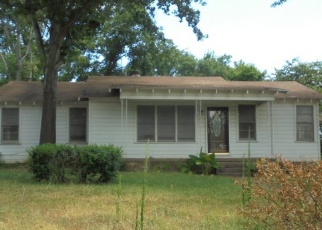 Foreclosure Home in Jacksonville, TX, 75766,  MONROE ST ID: F4008604