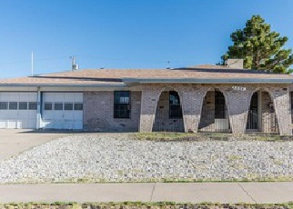 Foreclosure Home in El Paso, TX, 79924,  TUMBLEWEED AVE ID: F4010379