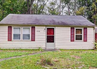 Casa en ejecución hipotecaria in Indianapolis, IN, 46227,  ASBURY ST ID: F4021730