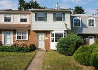 Foreclosure Home in Woodbridge, VA, 22193,  CRANMER MEWS ID: F4028527