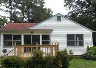 Casa en ejecución hipotecaria in Accomack Condado, VA ID: F4031352