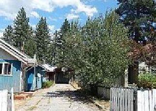 Casa en ejecución hipotecaria in Plumas Condado, CA ID: F4032420